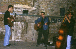 at Area 10 in Peckham, London 2003